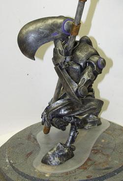 Myr sculpture