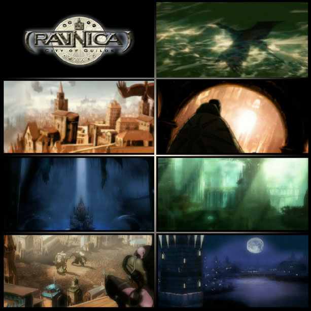 Ravnica: City of Guilds preview trailer