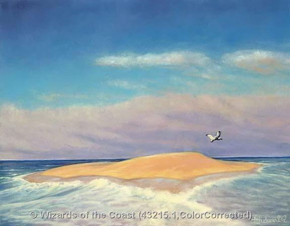 Lonely Sandbar final art