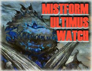 Mistform Ultimus Watch