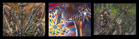 Ron Spencer art sample