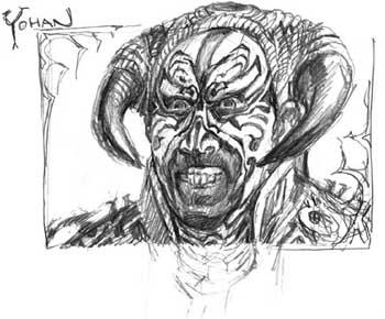 Johan sketch