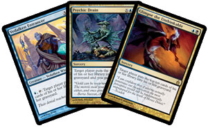 Your Dimir weapons