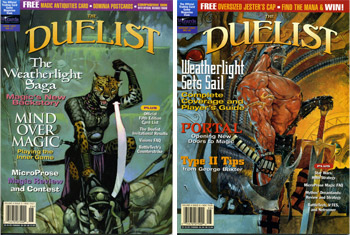 Duelist Issues 17 and 18