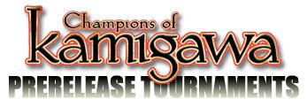 Champions of Kamigawa Prerelease Tournaments