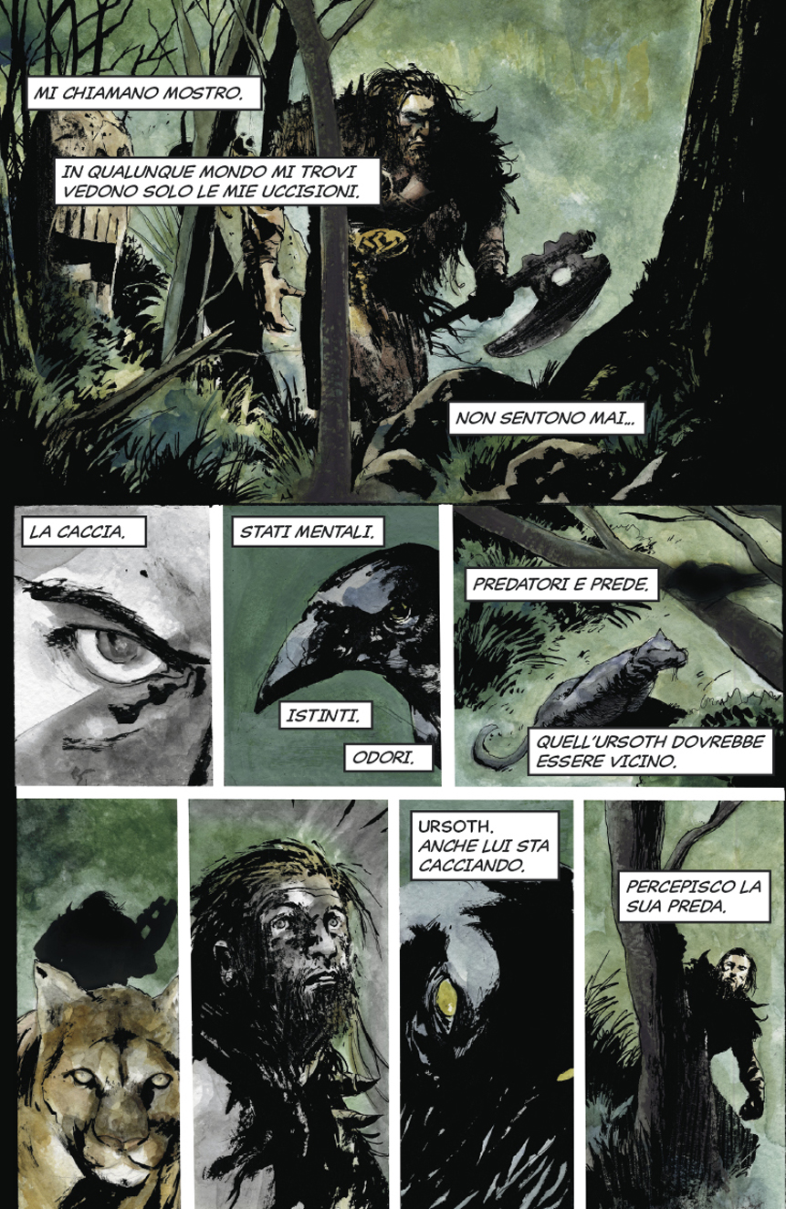 The Hunter and the Veil Part 1: Page 2