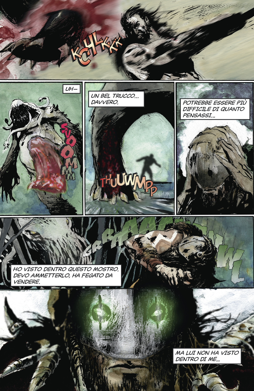 The Hunter and the Veil Part 1: Page 4
