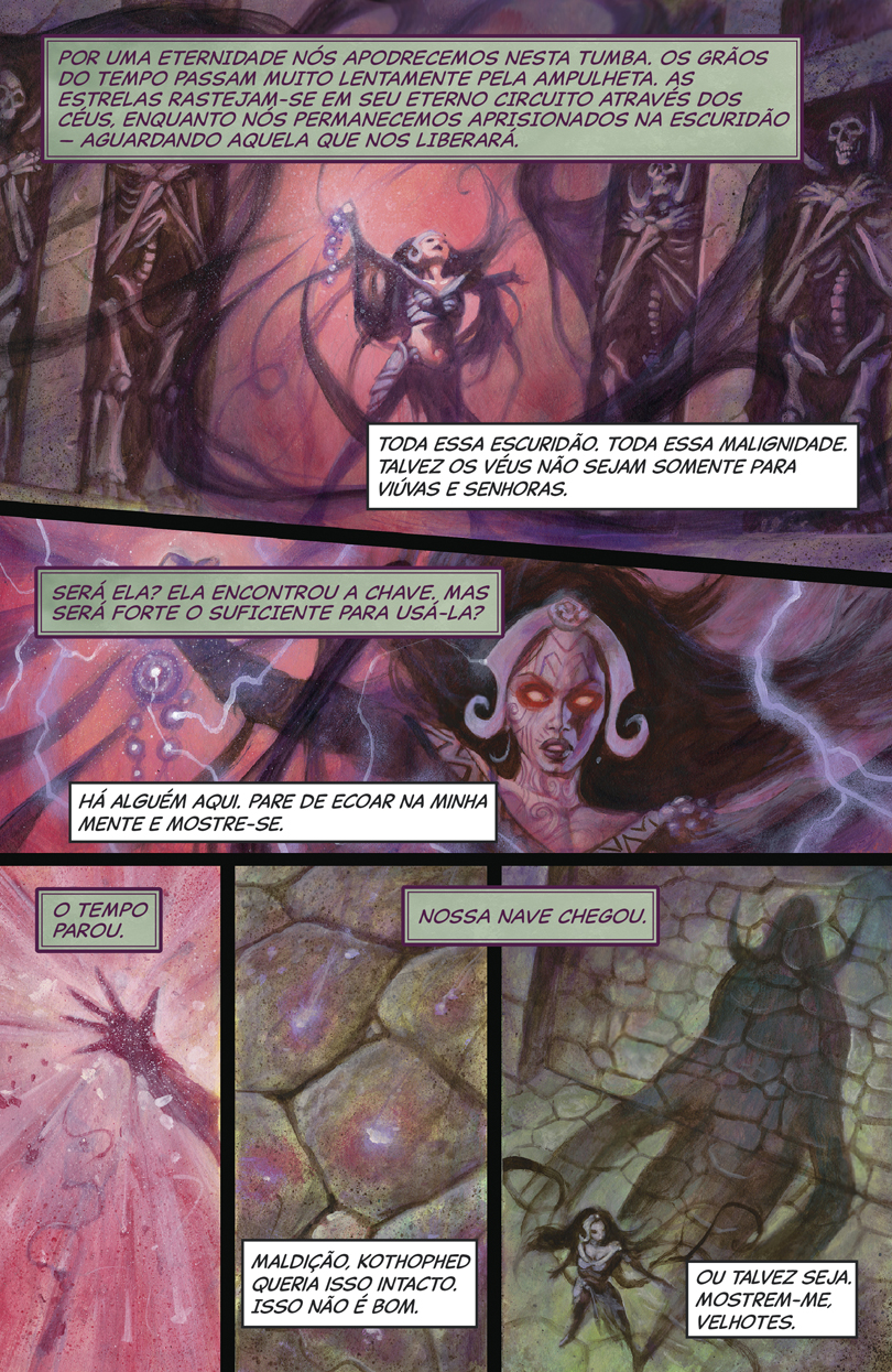 The Hunter and the Veil Part 3: Page 2