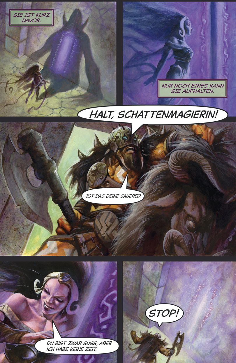 The Hunter and the Veil Part 3: Page 3