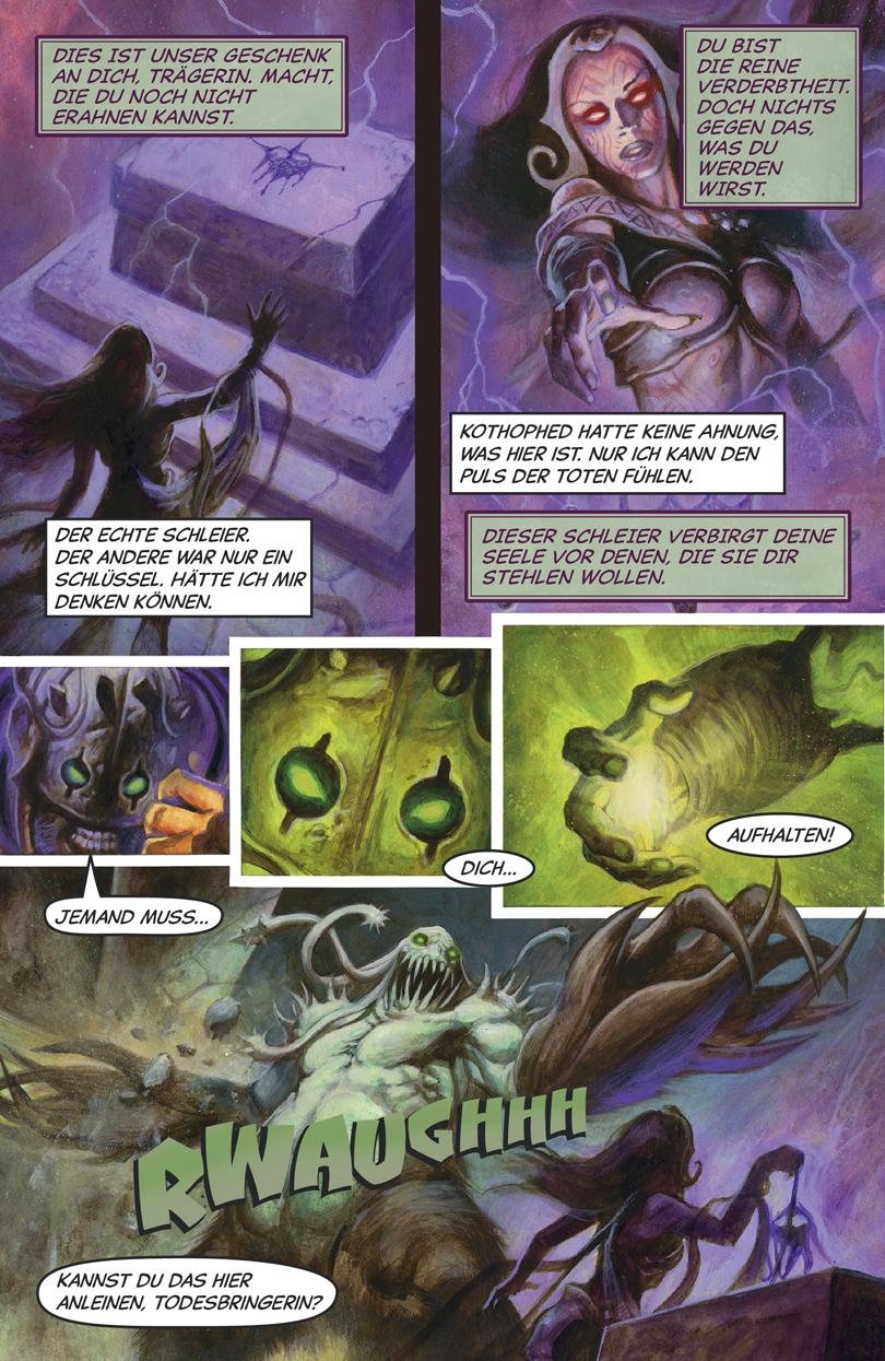 The Hunter and the Veil Part 3: Page 6