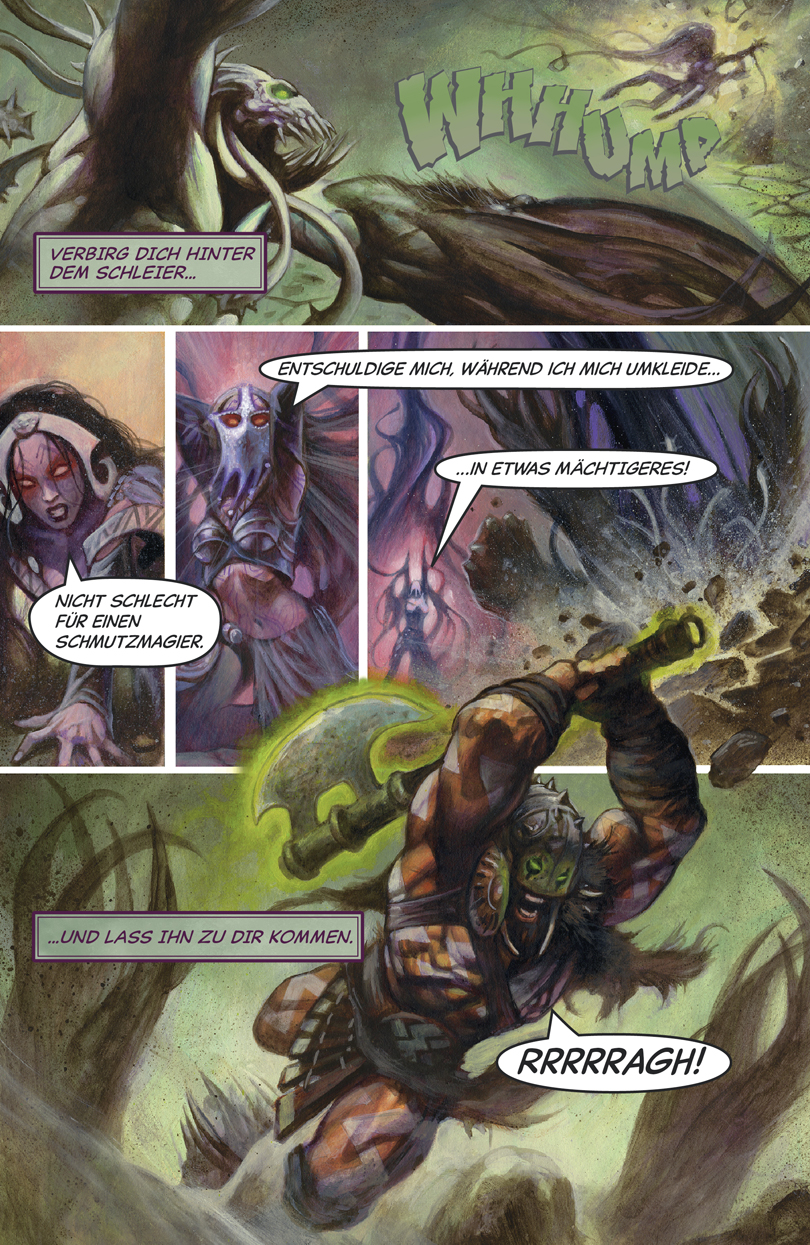 The Hunter and the Veil Part 3: Page 7