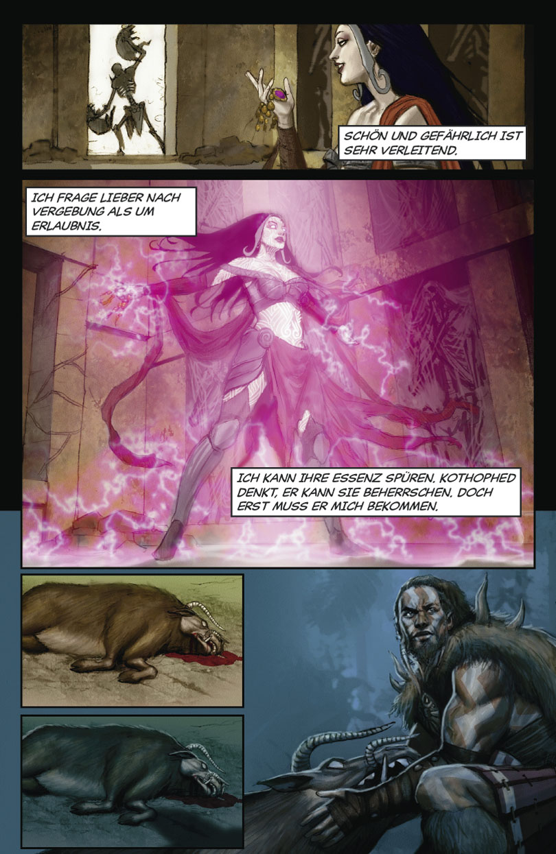 The Hunter and the Veil Part 2: Page 6