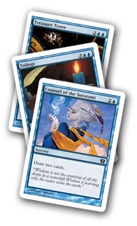 In slow formats card advantage is king, if you can get it.