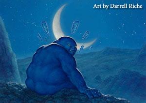 Art by Darrell Riche