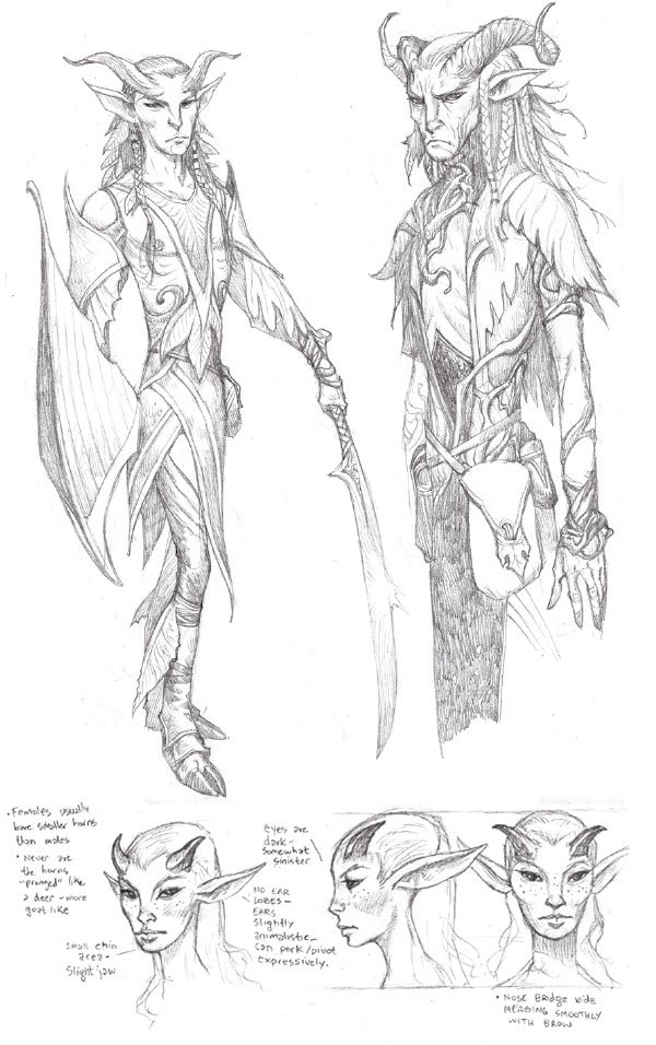 Elfes de Lorwyn