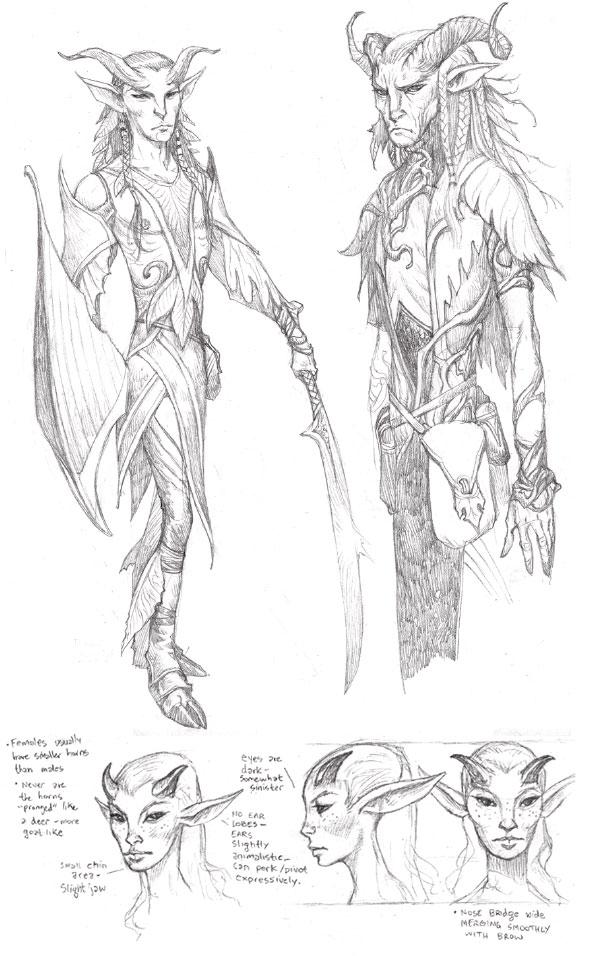 Lorwyn Elves