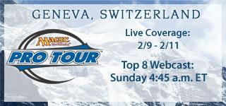Pro Tour Geneva