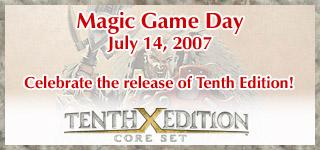 Magic Game Day