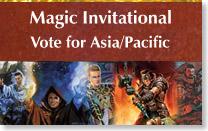 Magic Invitational: Vote for Asia/Pacific