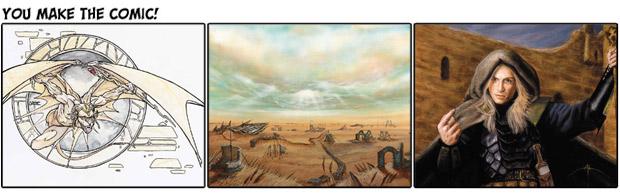 Ivory Gargoyle (Alliances) – Abandoned Outpost (Odyssey) – Agent of Stromgald (Alliances)