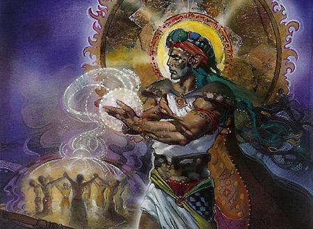 Blessed Orator (Odyssey)