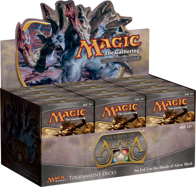 Shards of Alara Box