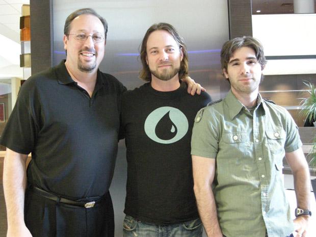 Thomas M. Baxa, Jeremy Jarvis, and Scott Altmann