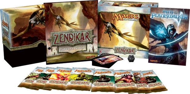 Zendikar Fat Pack