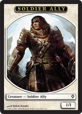 Soldier Ally Token