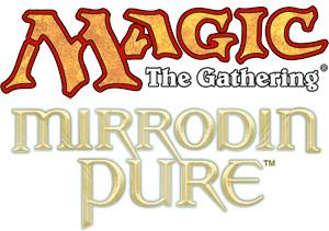 Mirrodin Pure logo