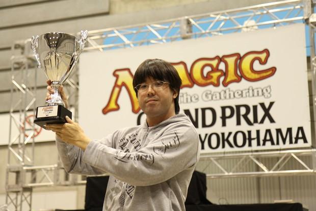 グランプリ・横浜2012 優勝・宮島 淳一選手