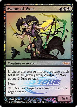 悲哀の化身(Avatar of Woe)