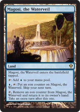 Magosi the Waterveil