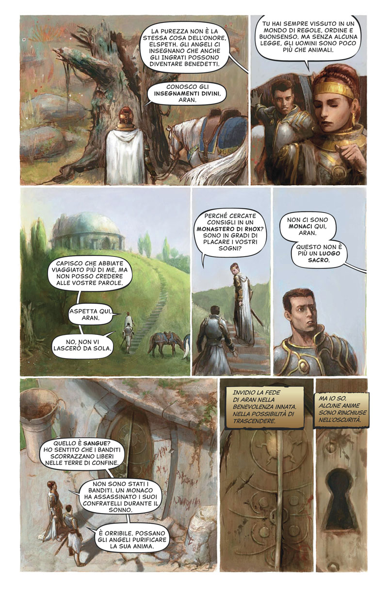 Honor Bound, Part 1: Page 5