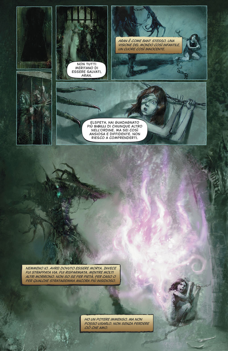 Honor Bound, Part 1: Page 6
