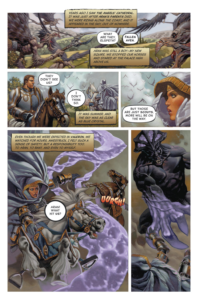 Honor Bound, Part 2: Page 2