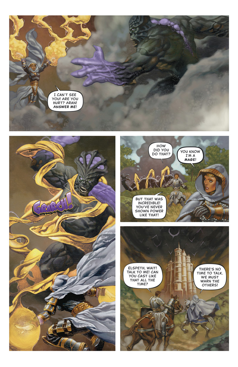 Honor Bound, Part 2: Page 3