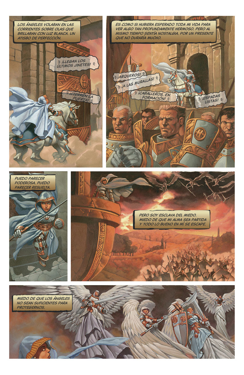 Honor Bound, Part 2: Page 4