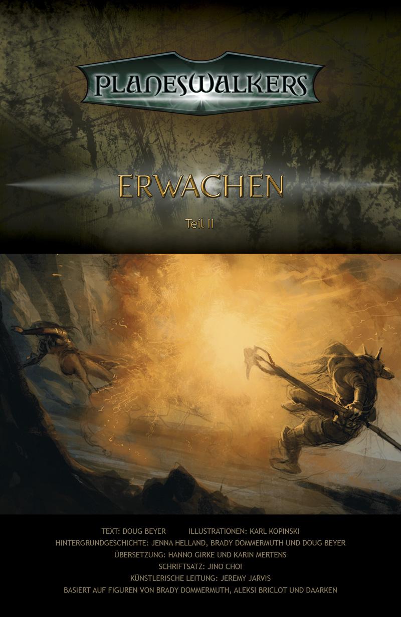 Awakenings, Part 2: Title Page