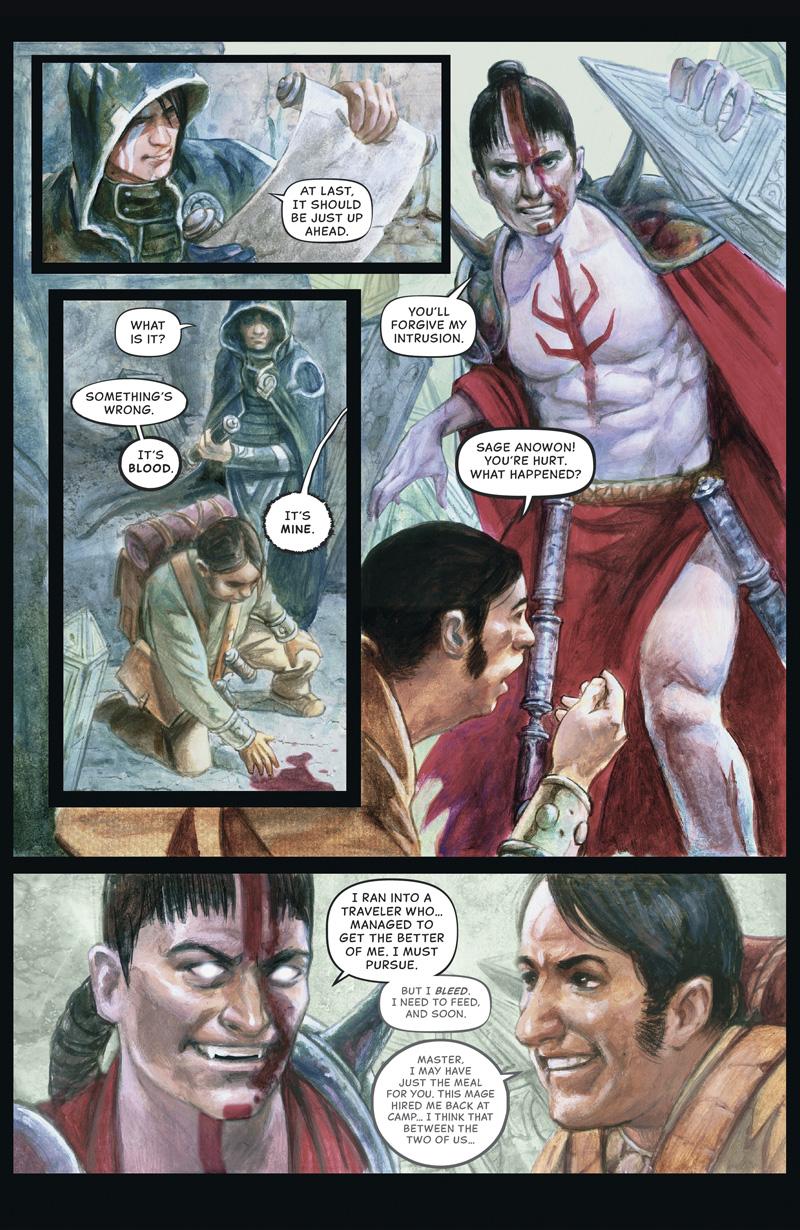 Awakenings, Part 1: Page 5