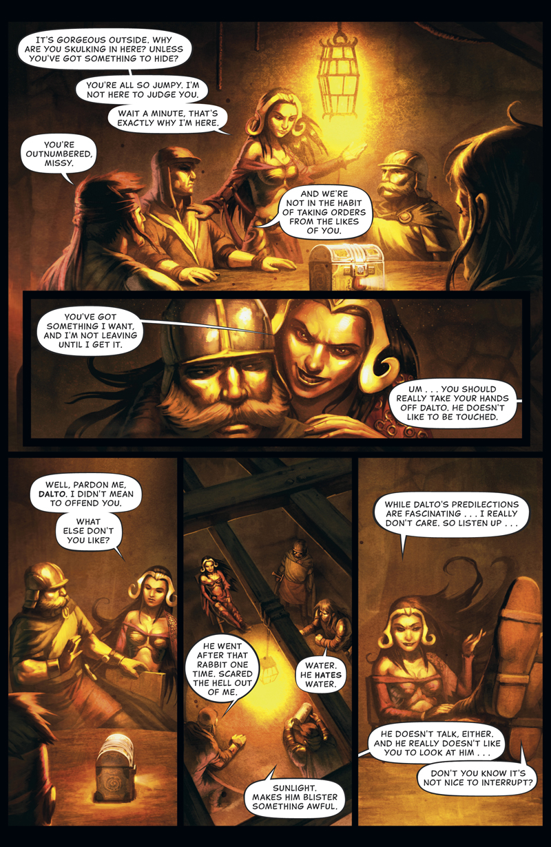 The Raven's Eye, Part 2: Page 3