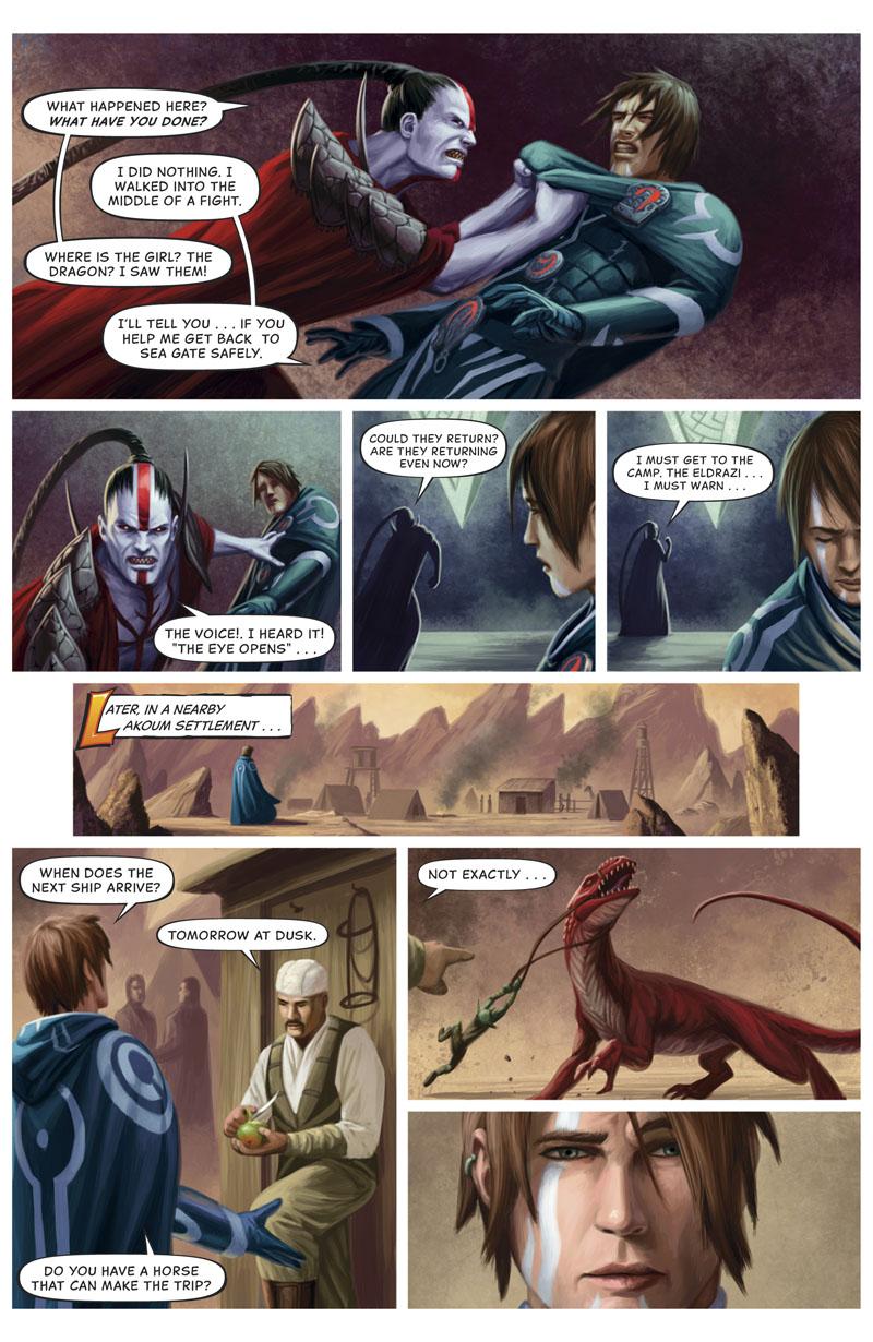 Enter the Eldrazi, Part 1: Page 4