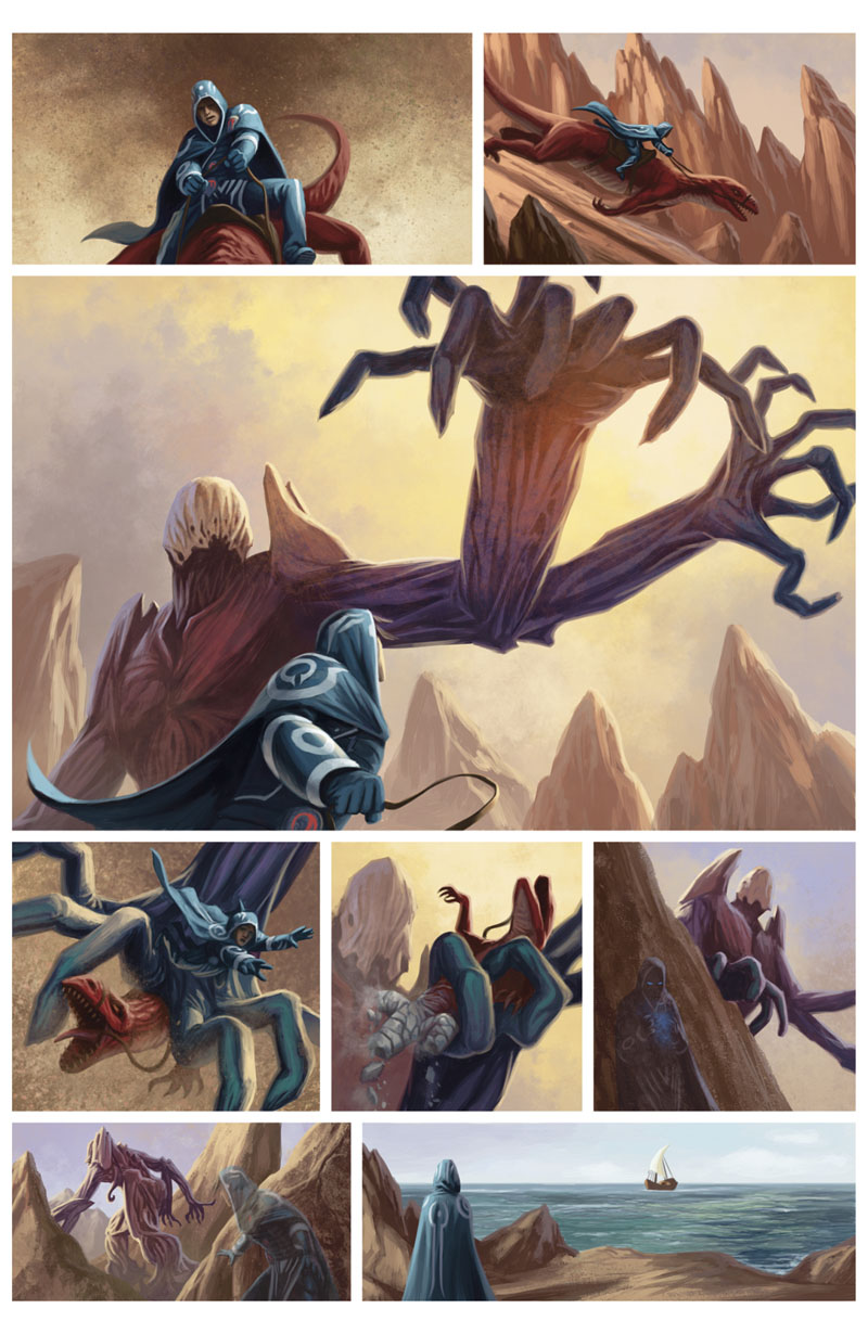 Enter the Eldrazi, Part 1: Page 5