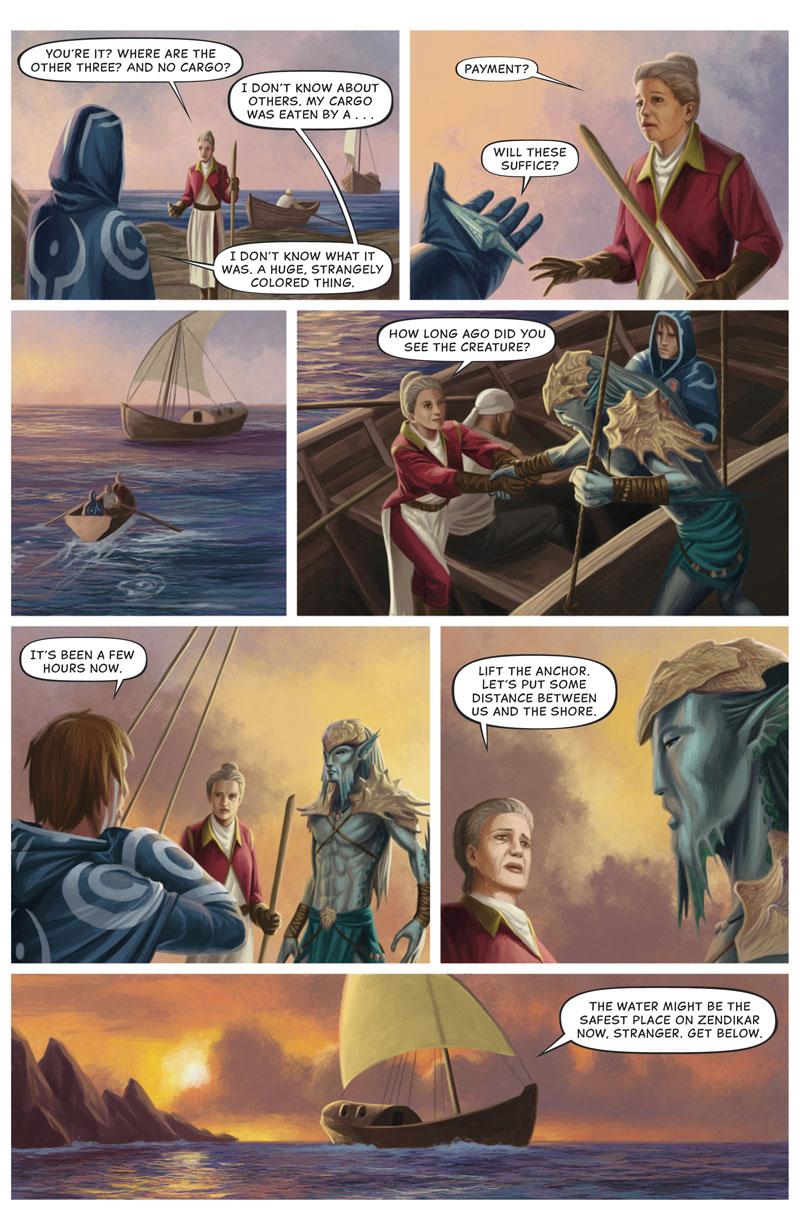 Enter the Eldrazi, Part 1: Page 6
