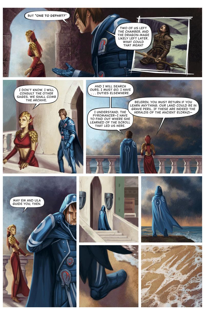 Enter the Eldrazi, Part 1: Page 8