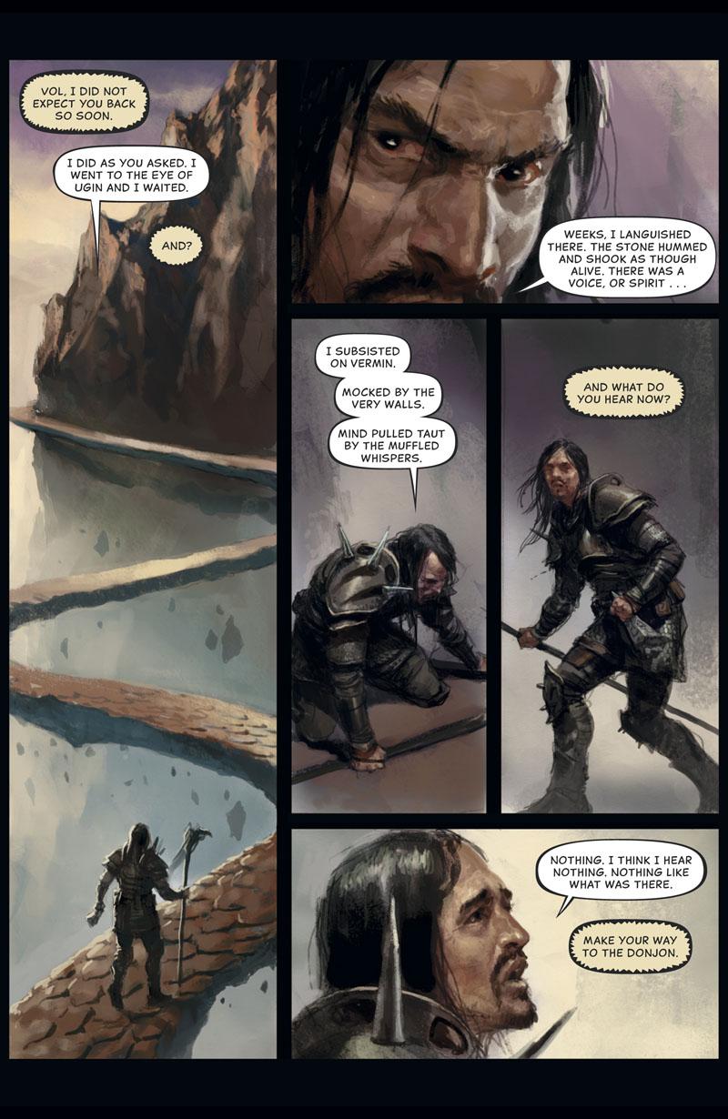 Enter the Eldrazi, Part 3: Page 3