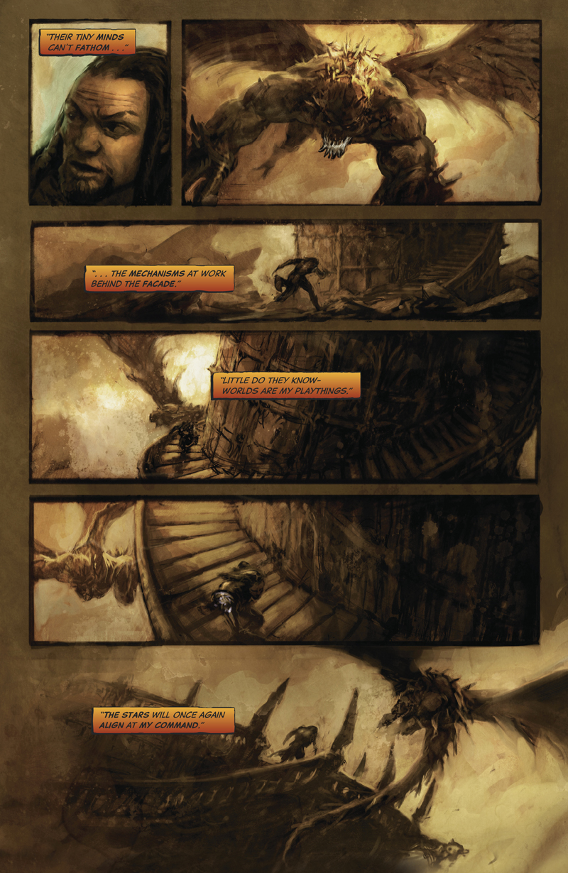 The Seeker's Fall Part 3: Page 5
