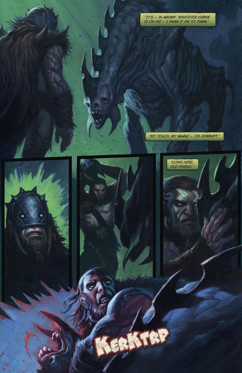 The Veil's Curse, Part I: Page 5