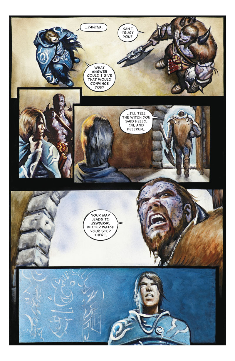The Veil's Curse, Part III: Page 5