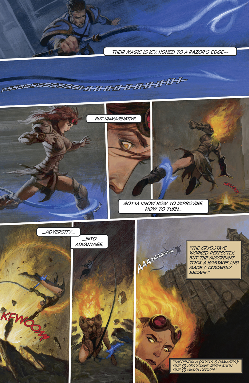 Fuel for the Fire Part 1: Page 4